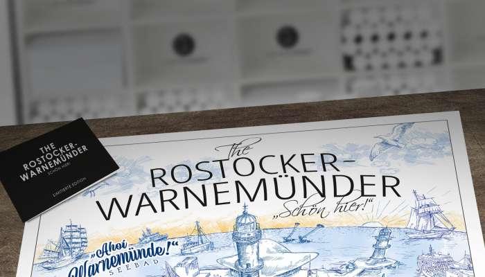 Rostock Stadtbild