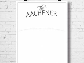 Aachen Poster